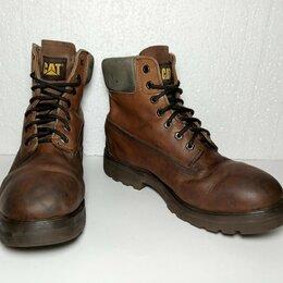 Ботинки - Ботинки «CATERPILLAR». Кожа. UK – 11 или 45 по стельке 30 см., 0