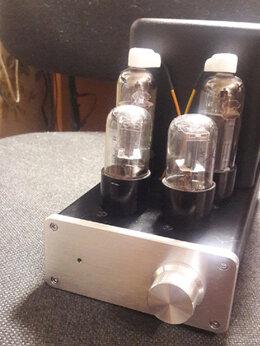 Усилители и ресиверы - Ламповый усилитель, 0