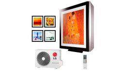 Кондиционеры - Сплит система LG ARTCOOL Gallery A09FT, 0