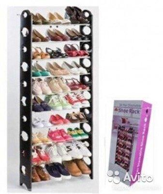 Стойка для обуви по цене 2550₽ - Витрины, фото 0