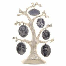 """Фотоальбомы - Фоторамка """"Семейное дерево"""" на 5 фото, H33 см…, 0"""