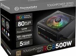 Блоки питания - БП Thermaltake Toughpower GX1 500W RGB (новый), 0