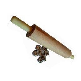 Скалки - Скалка деревянная для теста, 0