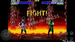 Ретро-консоли и электронные игры - Sega Super Drive Mortal Kombat (50-in-1), 0