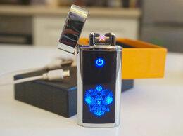 Пепельницы и зажигалки - Зажигалка USB двуглавый орёл, 0