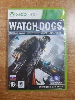 Игры для приставок и ПК - Диск Xbox 360 Watch Dogs спец.из. , 0