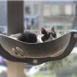 Лежаки, домики, спальные места - Гамак для кошки - Подвесная лежанка, 0
