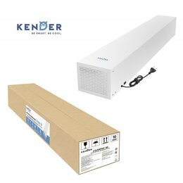 Устройства, приборы и аксессуары для здоровья - бактерицидный рециркулятор Kender Солярис, 0