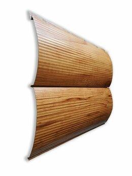 Фасадные панели - Сайдинг металлический Бревно 0,354 х 3 м…, 0