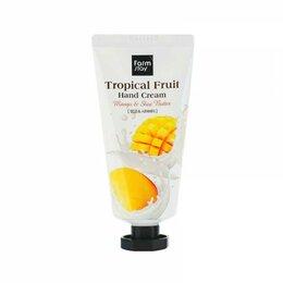 Уход за руками - Крем для рук с манго и маслом ши, 0
