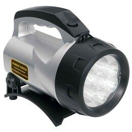 Переносные светильники - Фонарь светодиодный Power Torch 18х15х10 см, 0