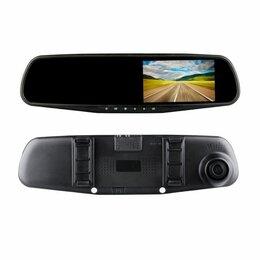 Видеокамеры - Зеркало с видеорегистратором, 0
