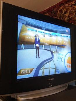 """Телевизоры - Телевизор ЭЛТ samsung 29"""" (73 см) Slim CS-29Z50Z3Q, 0"""