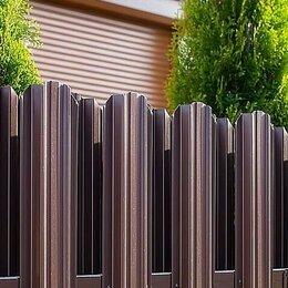 Заборчики, сетки и бордюрные ленты - Металлический штакетник, 0