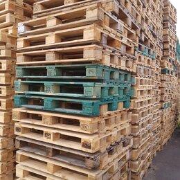 Оборудование для транспортировки - Поддоны деревянные, 0