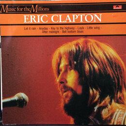 Виниловые пластинки - LP.Eric Clapton – Eric Clapton - 1974/1983 , 0