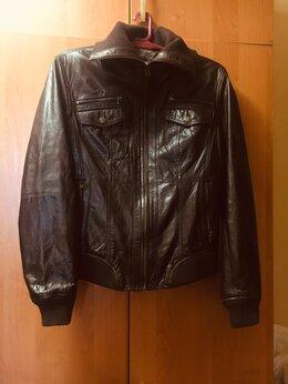 Куртки - Кожаная куртка Испания , 0