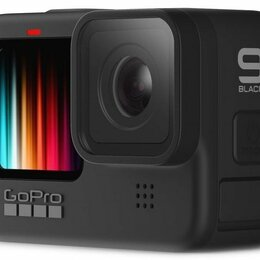 Экшн-камеры - Экшн-камера gopro hero9 Black Edition, 0