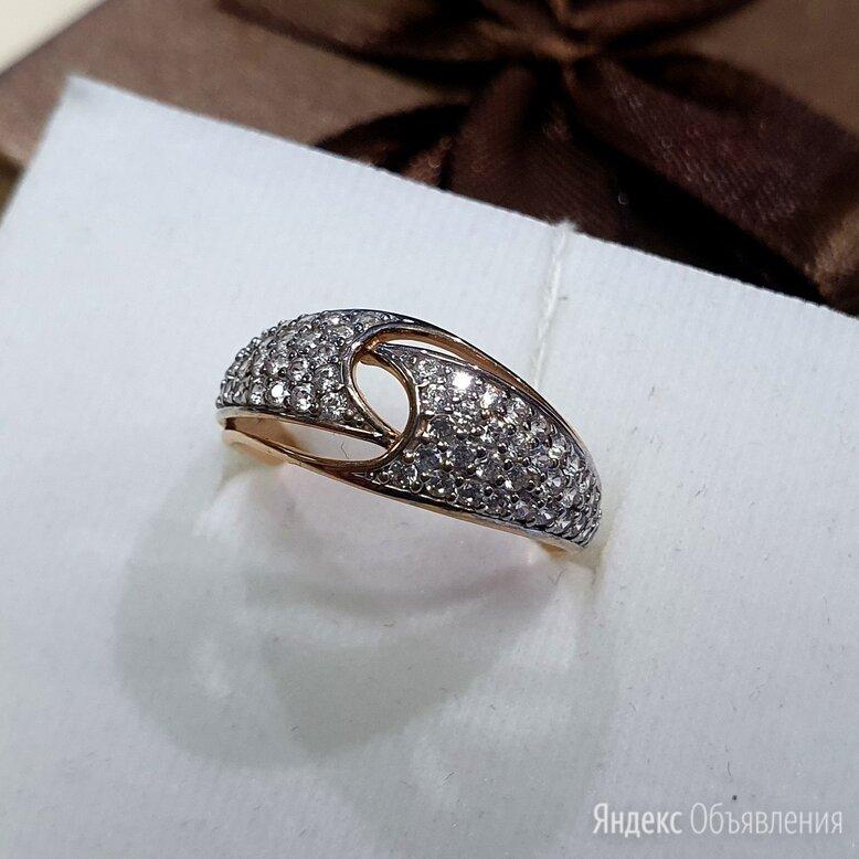 Новое золотое колечко  по цене 7400₽ - Кольца и перстни, фото 0