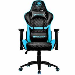 Компьютерные кресла - Кресло armor one sky blue, 0
