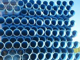 Водопроводные трубы и фитинги - Обсадная труба нПВХ D90мм, 0