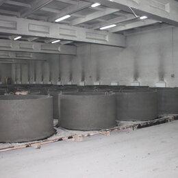 Железобетонные изделия - Кольцо бетонное КС 15.9 (полутораметровое).Днище,крышка и люк.Производитель, 0