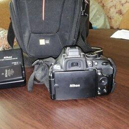 Фотоаппараты - Зеркальный фотоаппарат Никон D5200, 0
