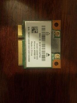 Оборудование Wi-Fi и Bluetooth - Atheros Qualcomm AR5B125 WiFi 802.11N 2.4G…, 0