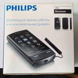 Мобильные телефоны - Philips Xenium X806 сотовый телефон, 0