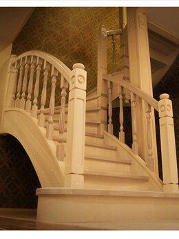 Лестницы и элементы лестниц - Лестницы и элементы лестниц из дерева, 0