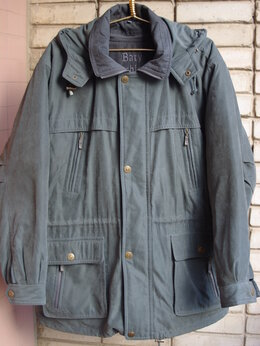 Куртки - Куртка мужская зимняя, размер ХХL (54-56), рост 5, 0