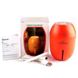 Очистители и увлажнители воздуха -  Увлажнитель воздуха Lemon USB 180мл Портативный ультразвуковой, 0