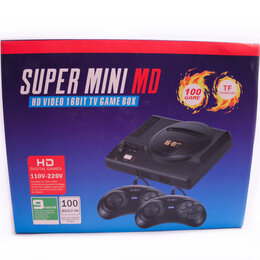 Игровые приставки - Игровая приставка Sega 100 игр hdmi, 0