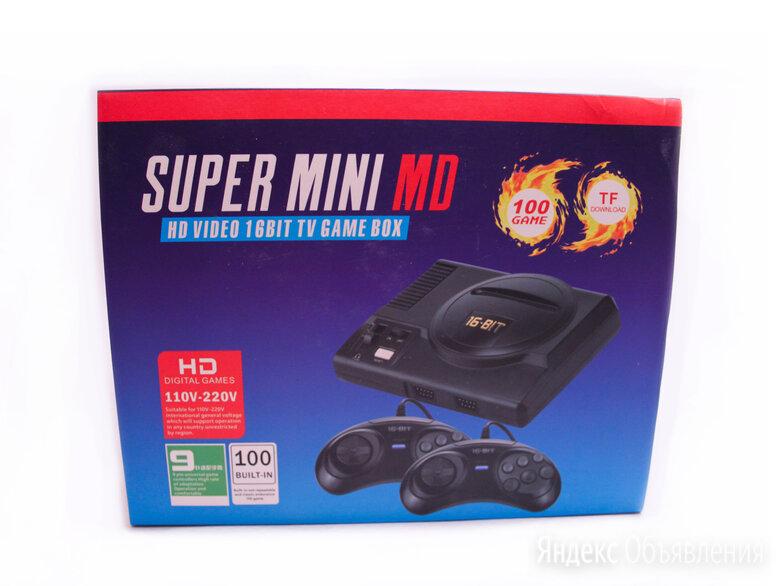Игровая приставка Sega 100 игр hdmi по цене 2690₽ - Игровые приставки, фото 0
