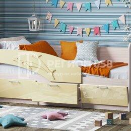 Кроватки - Кровать детская Дельфин 1.6, 0