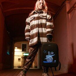Рюкзаки - Рюкзак PIXEL BAG c LED дисплеем, 0