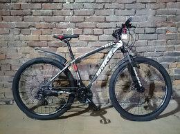 Велосипеды - Велосипед найнер на 29 колесах алюминиевый, 0