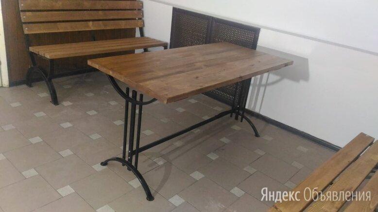 """Стол садовый, стол уличный, стол дачный """"Отдых"""" по цене 6700₽ - Столы, фото 0"""