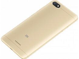 Мобильные телефоны - Смартфон Xiaomi Redmi 6A, Gold, 0