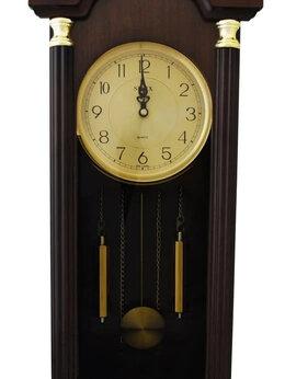 Часы настенные - Часы с боем настенные Sinix 2081 GA, 0