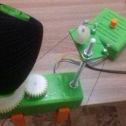 Вязальные машины - Моталка для пряжи с электроприводом, 0