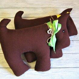 Декоративные подушки - Подушка-собачка, 0