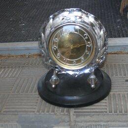 Часы настольные и каминные - часы маяк рабочие, 0