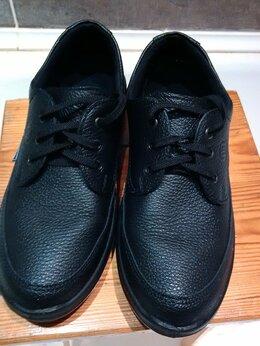 Ботинки - Новые мужские кожаные ботинки , 0