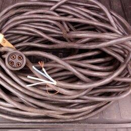Кабели и провода - кабель силовой КГ4х2.5, 0