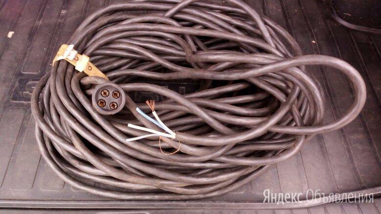 кабель силовой КГ4х2.5 по цене 50₽ - Кабели и провода, фото 0