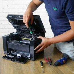 Ремонт и монтаж товаров - Ремонт принтеров, мфу с выездом (гарантия на…, 0