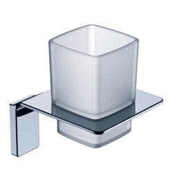 Мыльницы, стаканы и дозаторы - Стакан подвесной Zeta AVS-867006, 0