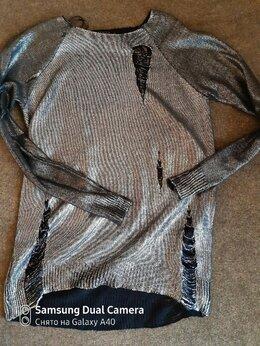 Блузки и кофточки - Кофта металик, 0