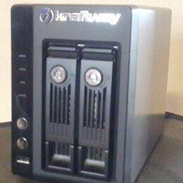 Промышленные компьютеры - NAS минисервер, сетевое хранилище Kraftway TS-239GII, 0